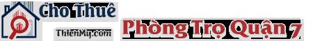 Cho Thuê Phòng Trọ Quận 7 – Mẫu Nhà Đẹp – Kinh Nghiệm Thuê Phòng Trọ